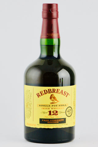 Redbreast 12 Year Cask Strength Irish Whiskey 116.4 Proof