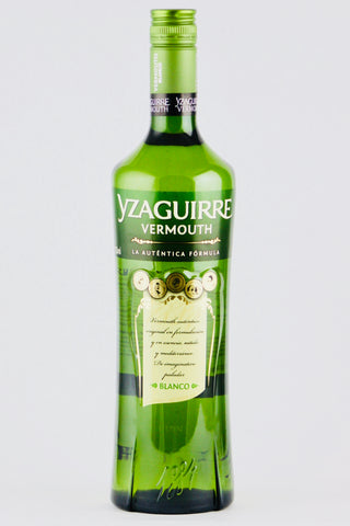 Yzaguirre Blanco Classico Vermouth liter