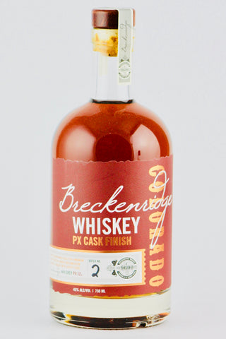 Breckenridge PX Sherry Cask Finish High-Rye Bourbon