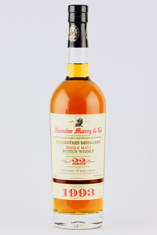Glenrothes 22 Years Old Vintage 1993 Single Malt Scotch Whisky Bottled by Alexander Murray