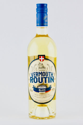 Vermouth Routin Blanc by Distillerie des Alpes