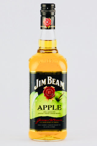 Jim Beam Apple Liqueur with Bourbon 750 ml