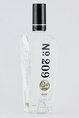 No 209 Gin 750 ml - Kosher for Passover