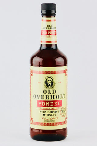 Old Overholt Bottled-in-Bond Rye Whiskey