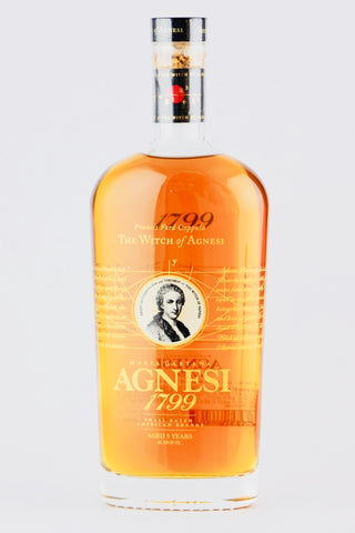 "Maria Gaetana Agnesi ""1799"" Small Batch American Brandy"