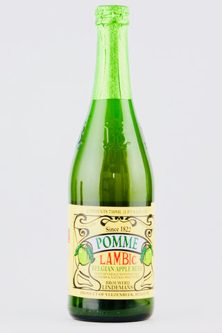 Lindemans Pomme (Apple) Lambic Ale 750 ml