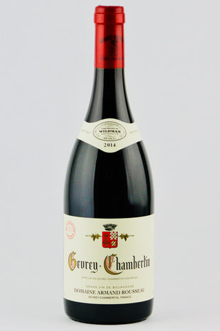 Domaine Armand Rousseau 2014 Gevry-Chambertin