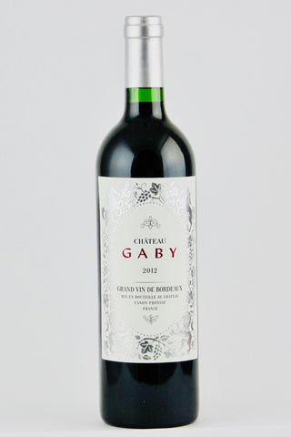 Chateau Gaby 2012 Canon-Fronsac