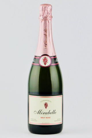 Schramsberg Mirabelle Rose Brut Sparkling Wine NV North Coast