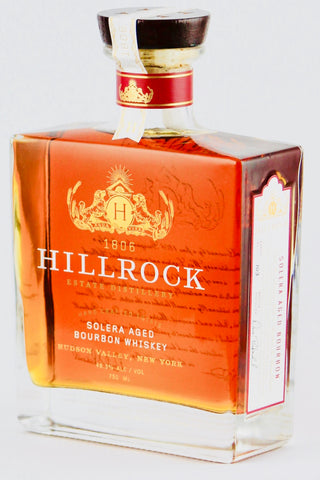 "Hillrock ""Solera Aged"" Bourbon Whiskey"