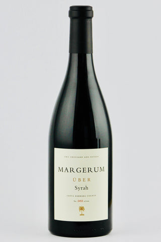 Margerum 2016 Über Syrah Santa Barbara County