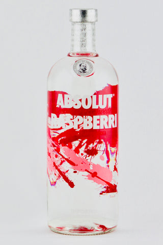 Absolut Raspberri Vodka Litre