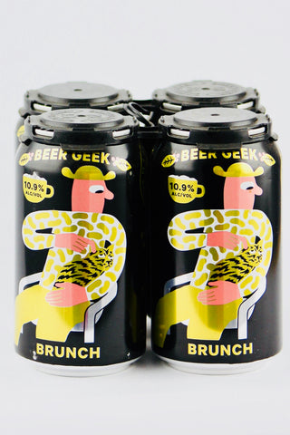 Mikkeller San Diego Beer Geek Brunch Four Pack Cans