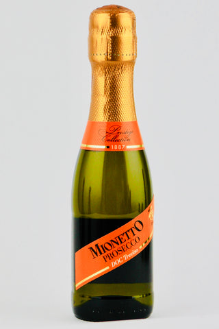 Mionetto Prosecco Brut Gold Label 187 ml