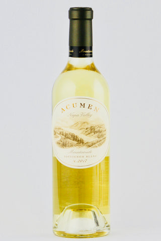"Acumen 2017 Sauvignon Blanc ""Mountainside"" Napa Valley"