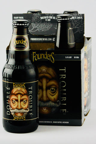 Founders Double Trouble DIPA 12 oz Four Pack
