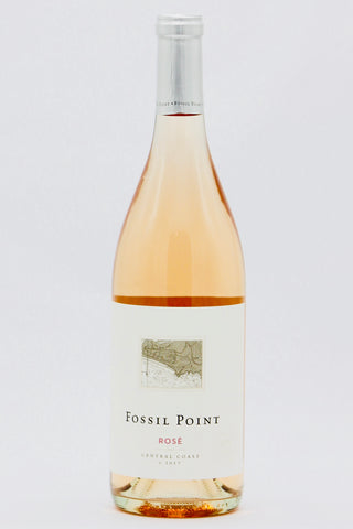 Fossil Point 2017 Rosé Wine by Center of Effort Winery