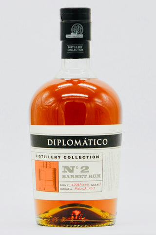 Diplomatico Distillery Collection No. 2 Barbet Still Rum