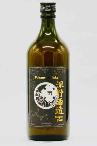 Fukano Single Cask Japanese Whisky