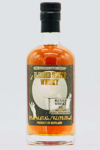 That Boutique-y Whisky Company Blended #1 50 Year Scotch Whiskey 375 ml
