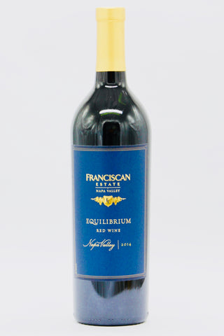 Franciscan 2014 Equilibrium Napa Valley Red Wine