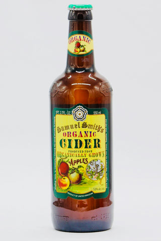 Samuel Smith Organic Apple Cider 500 ml