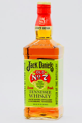 Jack Daniel's Legacy Edition Sour Mash Tennessee Whiskey 750 ml