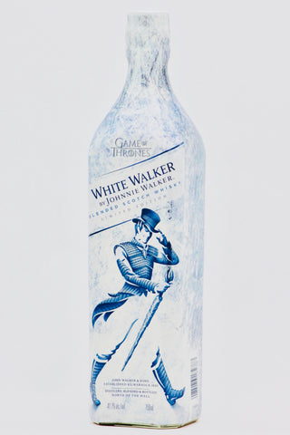 "Game of Thrones Johnnie Walker ""White Walker"" Scotch Whisky"