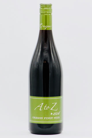 A to Z 2015 Pinot Noir Oregon