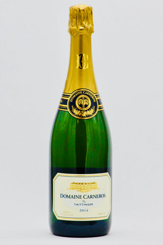 Domaine Carneros 2014 Brut Sparkling Wine by Taittinger