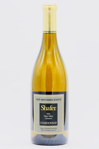 Shafer 2016 Chardonnay Red Shoulder Ranch