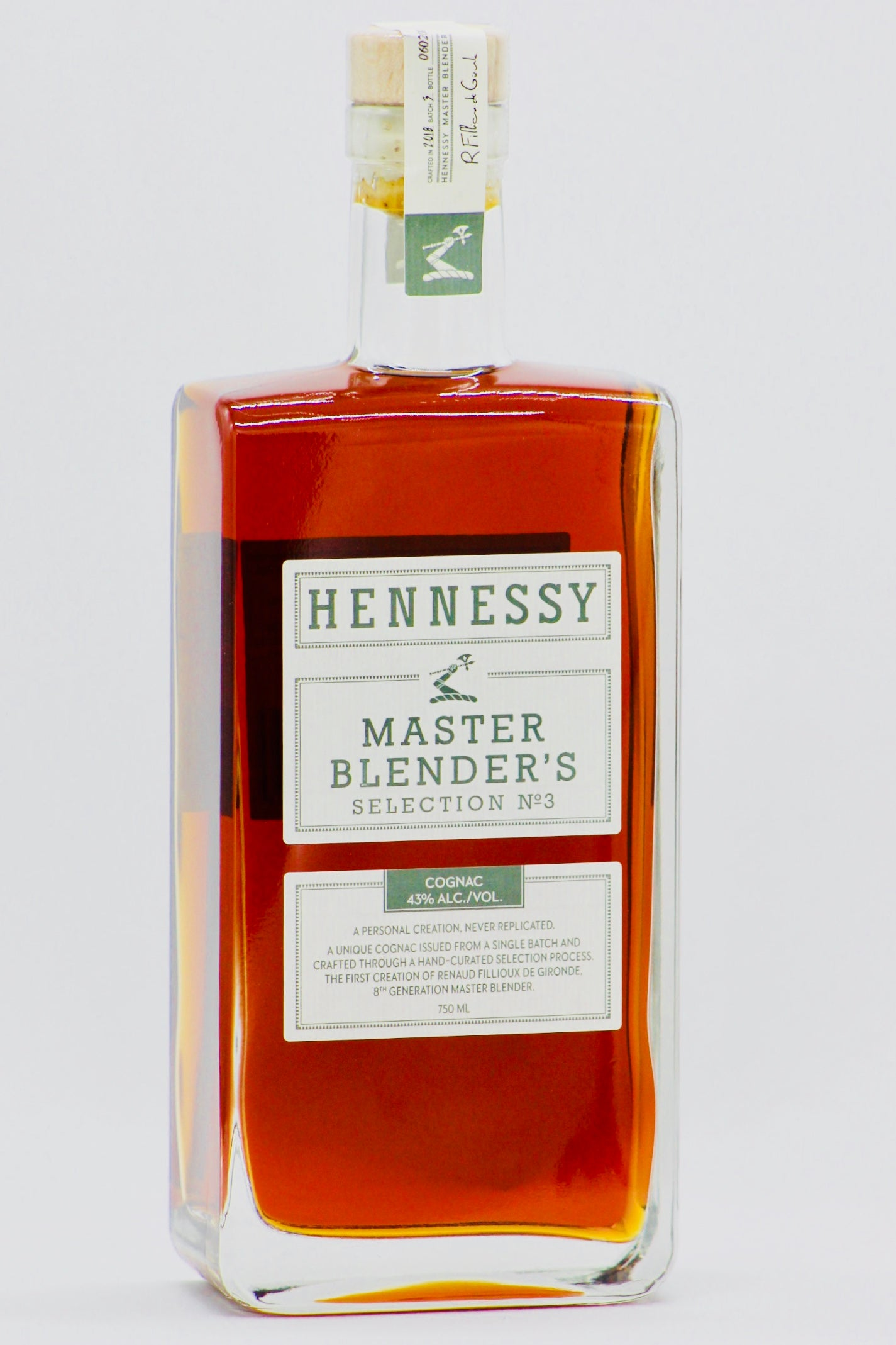 Hennessy Cognac Master Blender\'s Selection No 3 750ml | Blackwell\'s ...