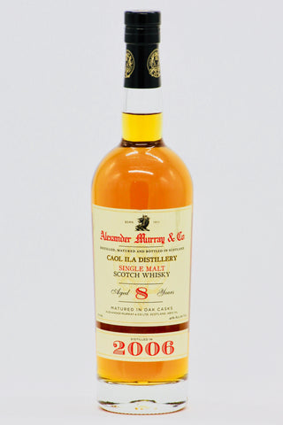 Caol Ila 8 Year Vintage 2006 Single Malt Scotch Whisky Bottled by Alexander Murray