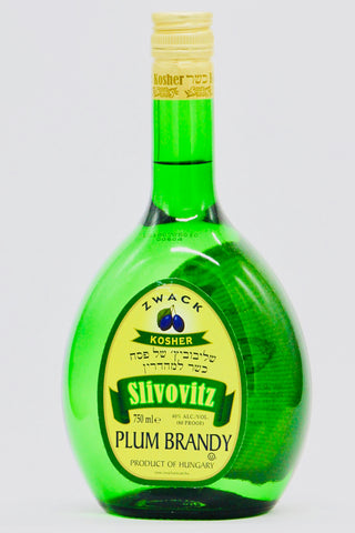 Zwack Slivovitz 3 Years Old Plum Brandy