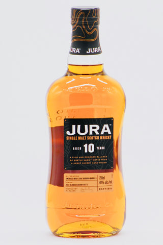 Isle of Jura 10 Year Old Scotch Whisky