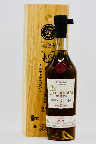 Fuenteseca 7 Years Old Vintage 2010 Reserve Extra Anejo Tequila