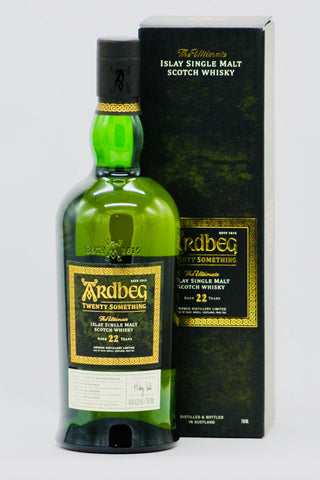 "Ardbeg ""20 Something"" 22 Year Old Scotch Whisky"
