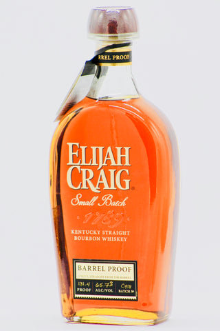 Elijah Craig Barrel Proof (Batch C918) Kentucky Straight Whiskey