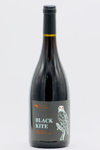 "Black Kite 2015 Pinot Noir Anderson Valley ""Kite's Rest"""
