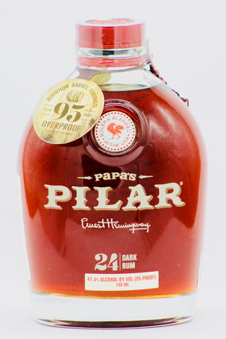 "Papa's Pilar ""Bourbon Barrel Finish"" Dark Rum"