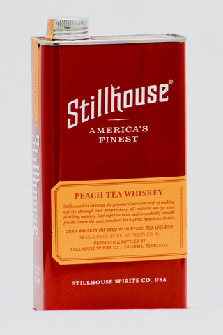 Stillhouse Peach Tea Whiskey 750 ml