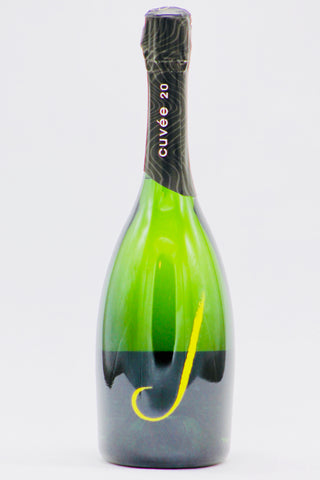 J Vineyards Brut Cuvee 20 Russian River Sparkling Wine