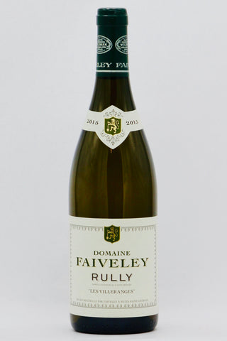 "Faiveley 2015  ""Les Villeranges"" Rully Blanc"