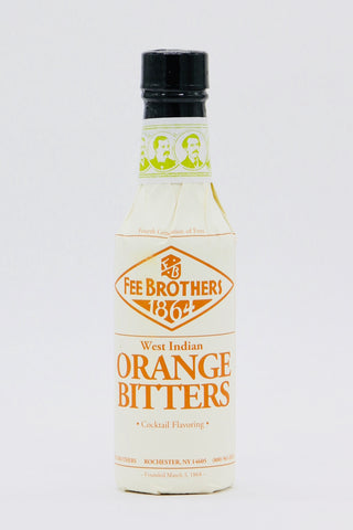 Fee Brothers West Indian Orange Bitters 5 oz