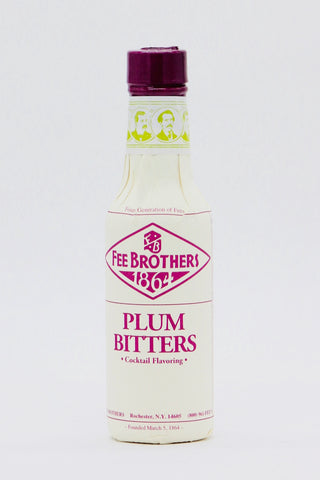 Fee Brothers West Plum Bitters 5 oz