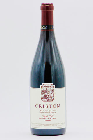 Cristom Vineyards 2016 Pinot Noir Jessie Vineyard