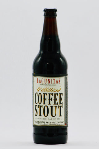 Lagunitas Willettized Coffee Stout 22 oz