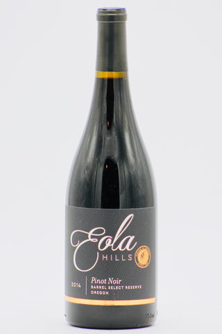 Eola Hills 2014 Barrel Select Reserve Pinot Noir Oregon