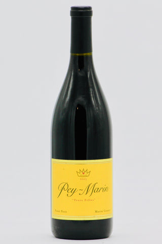 "Pey-Marin 2015 Pinot Noir ""Trois Filles"" Marin County"