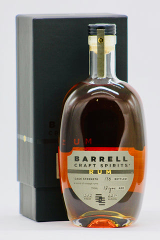 Barrell Craft Spirits 13 Year Old Cask Strength Rum